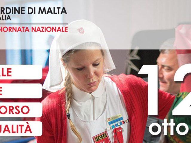 12 OTTOBRE 2^ GIORNATA NAZIONALE DELL'ORDINE DI MALTA